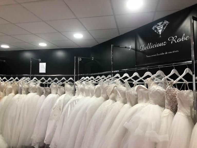 Venez decouvrire notre boutique de robe de